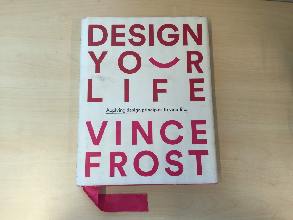 Vince Frost Talk Design Your Life